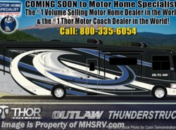 New 2019 Thor Motor Coach Outlaw 37RB Toy Hauler RV for Sale @ MHSRV W/ Garage Sofa available in Alvarado, Texas