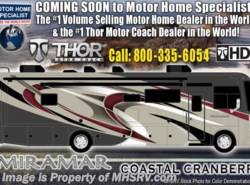 New 2019 Thor Motor Coach Miramar 37.1 2 Full Baths Bunk Model W/ Fireplace available in Alvarado, Texas
