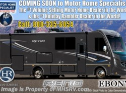 New 2018 Holiday Rambler Reno 29M W/King Bed, Sat, Hydraulic Leveling & 2 A/C available in Alvarado, Texas