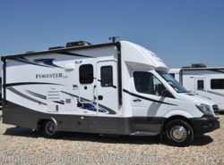 New 2019 Forest River Forester MBS 2401W Sprinter Diesel RV W/Exterior TV available in Alvarado, Texas