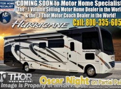 New 2019 Thor Motor Coach Hurricane 34J Bunk Model RV for Sale @ MHSRV available in Alvarado, Texas