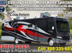 New 2019 Coachmen Mirada Select 37SB RV for Sale W/ Salon Bunk, Sat, W/D available in Alvarado, Texas