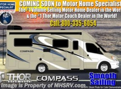 New 2019 Thor Motor Coach Compass 24LP RUV for Sale W/Diesel Gen & Heat Pump available in Alvarado, Texas