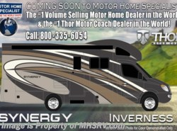 New 2019 Thor Motor Coach Synergy 24ST Sprinter RV for Sale W/Theater Seats, Dsl Gen available in Alvarado, Texas