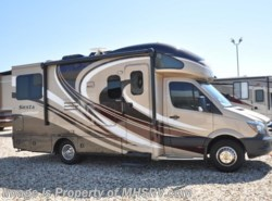 Used 2016 Thor Motor Coach Siesta Sprinter 24SR Sprinter Diesel RV W/ Ext TV, OH Loft available in Alvarado, Texas