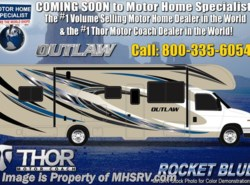 New 2019 Thor Motor Coach Outlaw 29J Toy Hauler RV for Sale W/ Drop Down Bed & Loft available in Alvarado, Texas