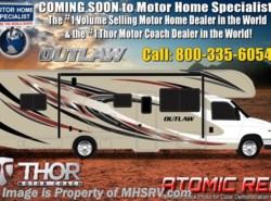New 2019 Thor Motor Coach Outlaw 29J Toy Hauler RV for Sale W/ Drop Down Bed, Loft available in Alvarado, Texas