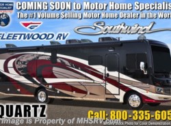New 2019 Fleetwood Southwind 37FP Bath & 1/2 Bunk Model RV W/ Patio, 7KW Gen available in Alvarado, Texas