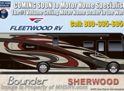 New 2019 Fleetwood Bounder 36FP Bath & 1/2 RV W/ Bunks, Theater Seats, Patio available in Alvarado, Texas