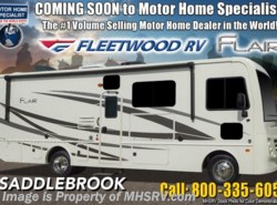 New 2019 Fleetwood Flair 28A RV for Sale W/ King & Res Fridge available in Alvarado, Texas