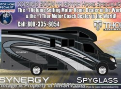 New 2019 Thor Motor Coach Synergy 24SK Sprinter RV for Sale W/ 15K A/C, Dsl Gen available in Alvarado, Texas