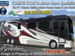New 2019 Forest River Berkshire XLT 45A 2 Full Bath Bunk Model W/ Sat, OH Loft, W/D available in Alvarado, Texas
