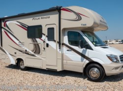 New 2019 Thor Motor Coach Four Winds Sprinter 24BL Sprinter Dsl. RV for Sale W/ Slide & Ext. TV available in Alvarado, Texas