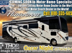 New 2019 Thor Motor Coach Hurricane 34R RV for Sale W/ Theater Seats available in Alvarado, Texas