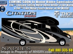 New 2019 Thor Motor Coach Chateau Citation Sprinter 24SK W/Summit Pkg, Dsl Gen, Theater Seats available in Alvarado, Texas