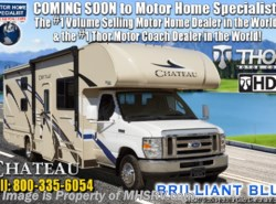 New 2019 Thor Motor Coach Chateau 31W Class C RV for Sale W/ 15K A/C & Jacks available in Alvarado, Texas