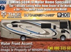New 2019 Thor Motor Coach Windsport 29M Class A RV for Sale W/ King & 2 A/C available in Alvarado, Texas