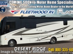 New 2019 Fleetwood Flair 32S 2 Full Bath Class A RV for Sale W/Theater Seat available in Alvarado, Texas