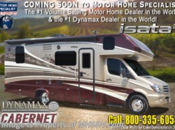 New 2019 Dynamax Corp Isata 3 Series 24RB Sprinter Diesel W/Dsl Gen, Sat, Solar available in Alvarado, Texas