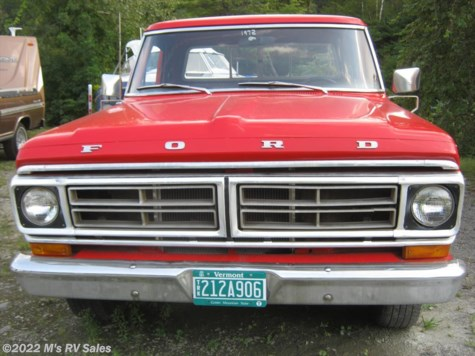 1972 Ford PICK-UP