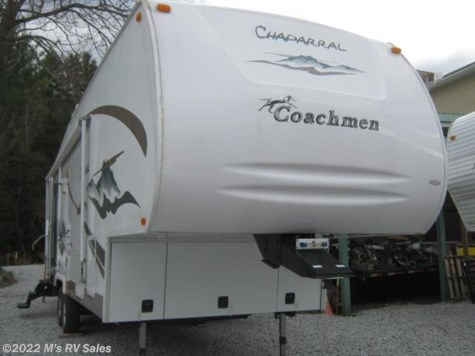 2005 Coachmen Chaparral 277 DS