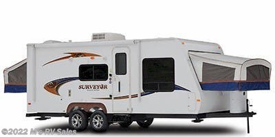 2012 Forest River Surveyor Sport SP-224T