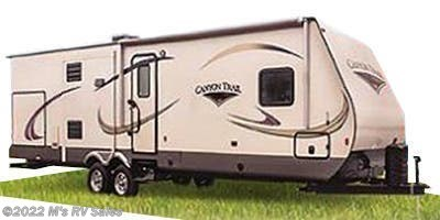 2014 Gulf Stream Canyon Trail Luxury 302RKS