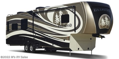 2017 Redwood RV Redwood RW3401RL