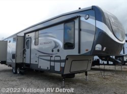 New 2015  Heartland RV  Silverado 38QBS by Heartland RV from National RV Detroit in Belleville, MI