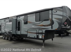 New 2016  Heartland RV Cyclone 4114 by Heartland RV from National RV Detroit in Belleville, MI