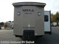 New 2016  Forest River Salem Villa Classic 426-2B by Forest River from National RV Detroit in Belleville, MI