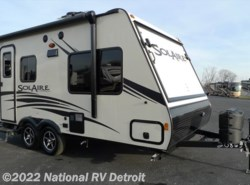 New 2016  Palomino Solaire eXpandables 163X by Palomino from National RV Detroit in Belleville, MI