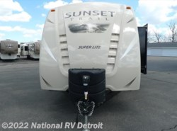 New 2017  CrossRoads Sunset Trail Super Lite ST240BH by CrossRoads from National RV Detroit in Belleville, MI