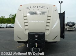 New 2017 CrossRoads Sunset Trail Grand Reserve ST33RL available in Belleville, Michigan