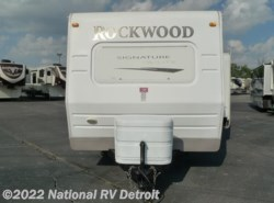 Used 2008  Forest River Rockwood Signature Ultra Lite 8317SS by Forest River from National RV Detroit in Belleville, MI
