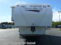 Used 2011 Forest River Rockwood Signature Ultra Lite 8265WS available in Belleville, Michigan