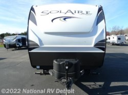 New 2017  Palomino Solaire Ultra Lite 292QBSK by Palomino from National RV Detroit in Belleville, MI