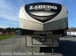 New 2017  Keystone Laredo Super Lite 298RL by Keystone from National RV Detroit in Belleville, MI
