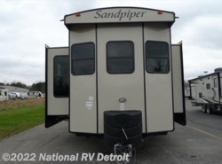 New 2017  Forest River Sandpiper Destination 401FLX by Forest River from National RV Detroit in Belleville, MI