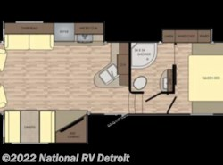 New 2017 CrossRoads Cruiser Aire 28RL available in Belleville, Michigan