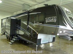 New 2017  Forest River XLR Thunderbolt 413AMP by Forest River from National RV Detroit in Belleville, MI