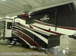 New 2017  Forest River RiverStone Legacy 38FB by Forest River from National RV Detroit in Belleville, MI