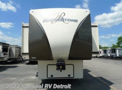 New 2018 Forest River RiverStone 39FK available in Belleville, Michigan
