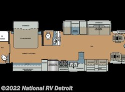 New 2018 Forest River Berkshire 39A-360 available in Belleville, Michigan