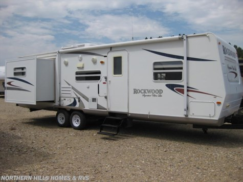 2008 Forest River Rockwood Signature Ultra Lite 8318SS