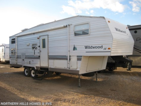 2003 Forest River Wildwood 28BHSS