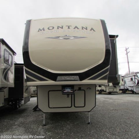 2019 Keystone Montana High Country 320MK