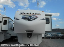 Used 2012 Keystone Montana Mountaineer 295RKD available in Ringgold, Georgia