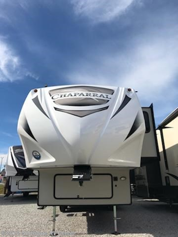 2018 Coachmen Chaparral 298RLS