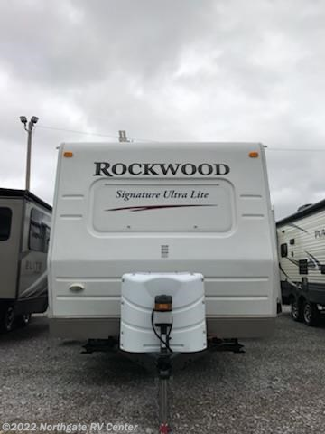 2010 Forest River Rockwood Signature Ultra Lite 8317SS